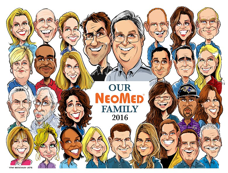 Group-Caricature