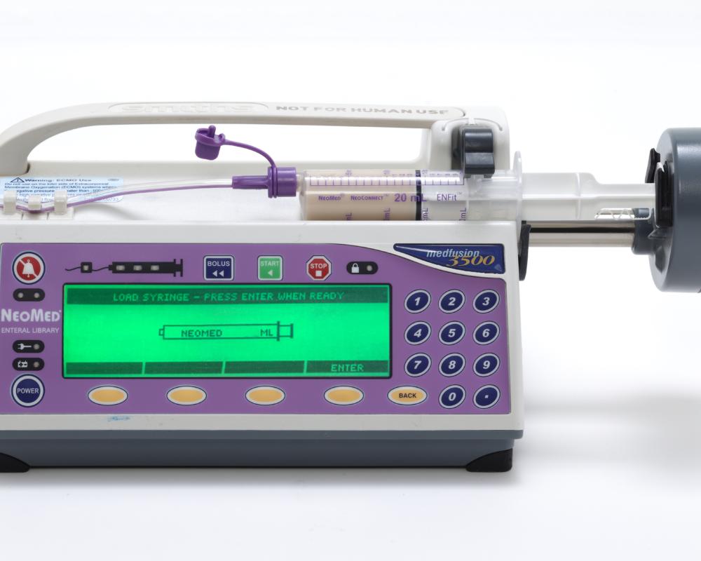 purple neoconnect pump