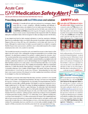 ISMP Medication Safety Alert April 2016 Thumbnail_Page_1